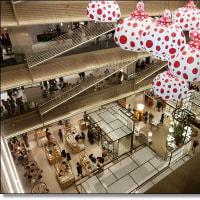 銀座に出没・・そして四月大歌舞伎へ