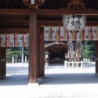 「一ノ宮探訪」近江国一ノ宮建部神社・祭神日本武尊