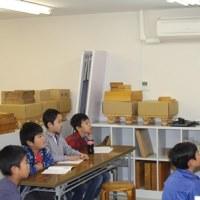 11月後半の有段者クラス教室