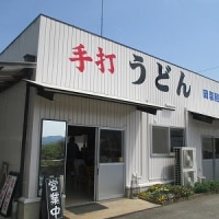 岡製麺所のたけのこうどん@香川