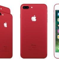 日本時間3月25日(土)より赤いiPhone 7/7 Plus(PRODUCT)RED発売|価格、機種変更方法まとめ