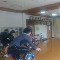 室内練習会。