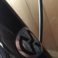 自転車🚲 ティエルノ トレードマーク