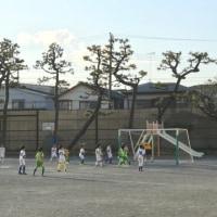 4月15日 第51回 藤沢市少年サッカー選手権(1回戦)