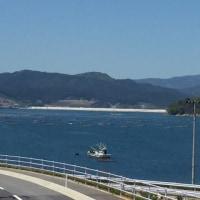 陸前高田 広田湾へ