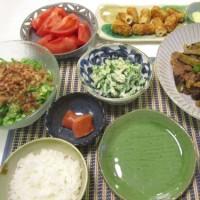 ☆牛肉と野菜のタレ炒め☆