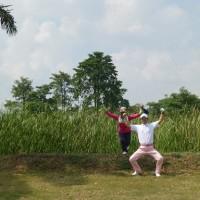 2016年 訪タイ Vol.6 タノンゴルフビューのキャディは最高♪