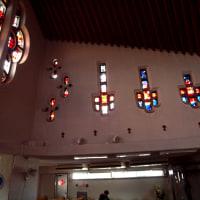 ガウディを連想させる塔、コルビジェを思い起こさせる窓=聖フィリッポ教会・・・長崎紀行③