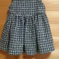 90サイズ・ジャンパースカート完成~♪  &  サバの煮付け~♪