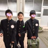 翔仁入学式