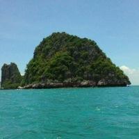 サムイ島南から5アイランド