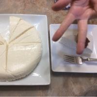糖質オフデザート レアチーズケーキ