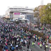 名古屋シテイマラソンレース当日