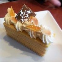三軒茶屋 『プレジール (Plaisir)』 のケーキ