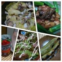 蛤とキャベツの酒蒸し
