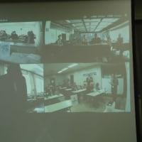 多元中継による学習講座を体験!