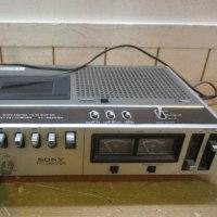 「ソニー カセットデッキ TC-2850SD レトロ テープコーダー ステレオカセットコーダー」買取させていただきました。