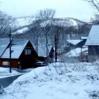 4月終りの雪