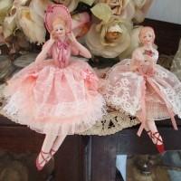 ピンクのお靴のマダムさん🎵