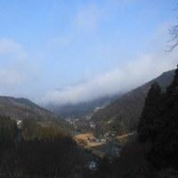 平成29年3月29日・今朝の東祖谷1.0℃