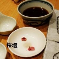 天婦羅ランチの巻き(^_-)-☆