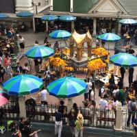 バンコク最大のパワースポット『エラワン・プーム』