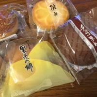 和菓子にほっこり