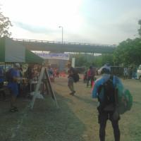 昨日は飯能アルプス丸山スーパートレイルランでした