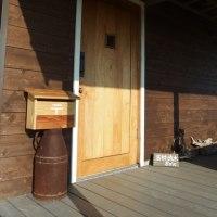 木製ポスト 再生産
