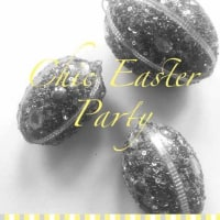 """素敵なコラボレッスンのお知らせ☆  """" Chic Easter Party """""""