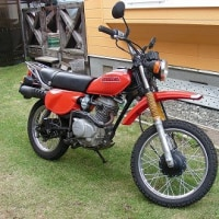HONDA  XL80S