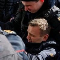 """ロシア  プーチン大統領、""""管理選挙""""で高投票率・高得票率再選?"""