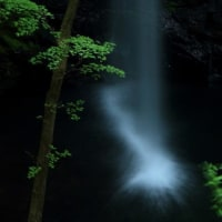 柱戸の不動滝を訪ねて