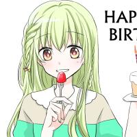 夏木誕生日