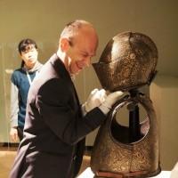 22日に開催された《遥かなるルネサンス》に京都から一番乗り?