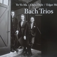バッハを通じて Bach Trios  /  Yo-Yo Ma Chris Thile Edger Meyer