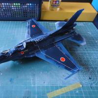 1/48 ハセガワ F-2B 松島基地帰還記念 15