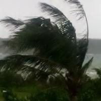 ただいまの宮古島 台風