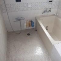 浴槽の塗装
