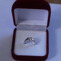 手の込んだ作りの指輪