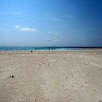 久米島、はての浜