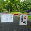 秋田県内は、どこでも「熊出没!」。