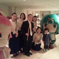 ラ・フォル・ジュルネ 2014 にいがた 新潟室内合奏団 「0歳からのコンサート」出演