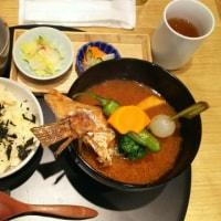 試験帰りにスープストック東京で鯛のスープを頂いてきました。
