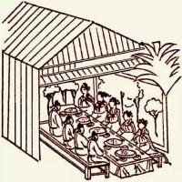 中国人がテーブルの箸を横向きから縦に置くようになった理由とは。