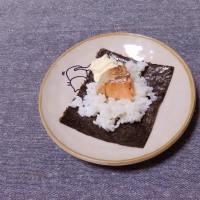 つまみ 銀鮭マヨ海苔包み