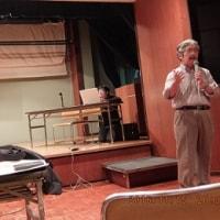 「沖縄・新基地建設強行を止めるために」の集会に参加しました。