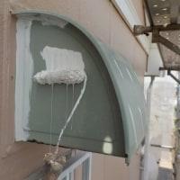 アパートの外壁屋根塗り替え工事写真添付致します⑤(^^)/ぬりいち