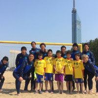 海っぴビーチSPRINGCUP2017組み合わせ発表!