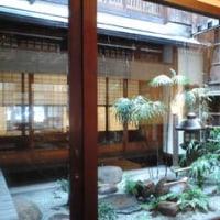 着物姿大寒波の京都へ